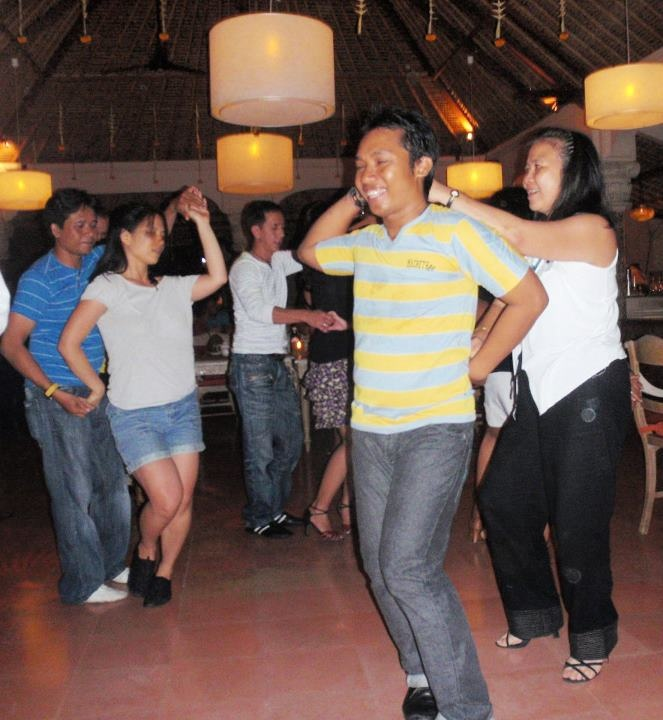 Salsa is the most fun exercise, with so many Salsa places around the clock to choose from, who needs the gym?