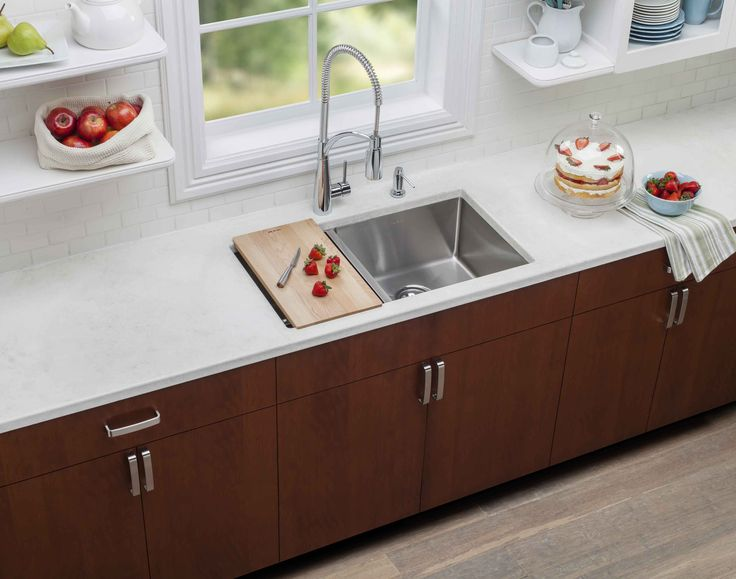 Awesome Elkay Crosstown Stainless Steel Sink