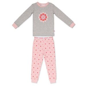 Marquise Grey Flower Pjs