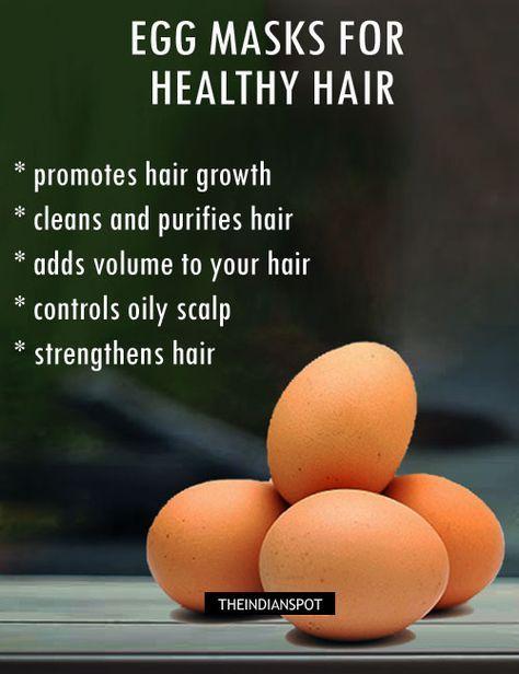 5 Best Egg hair treatments for hair problems