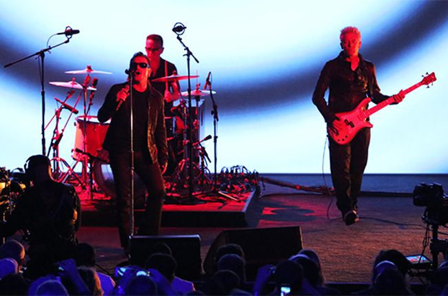 U2 has returned in stunning fashion: the legendary rock group has released a new album, Songs of Innocence, for free on iTunes, following