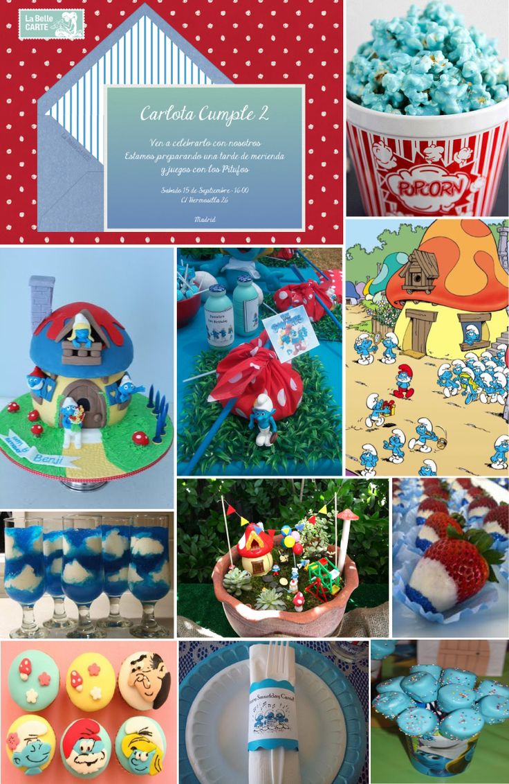 39 best images about fiestas infantiles on pinterest - Ideas para cumpleanos infantiles ...