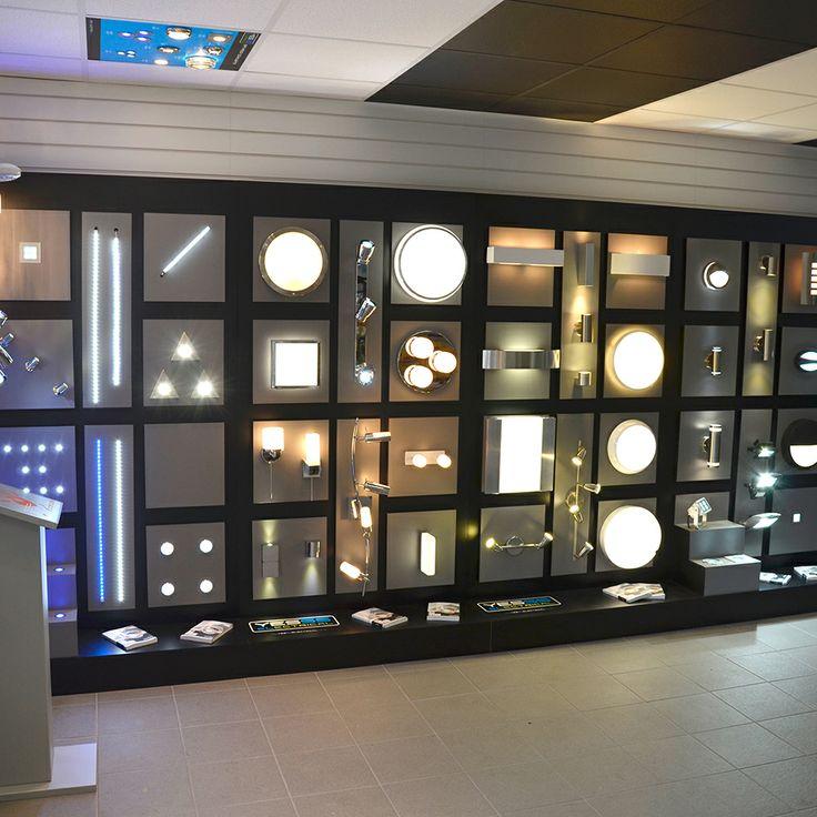 Yess Bathroom Lights 16 best led lights in showroom images on pinterest | showroom