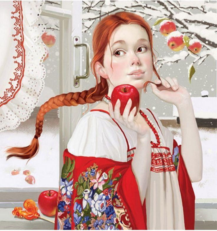 Иллюстрации Дорониной Татьяны