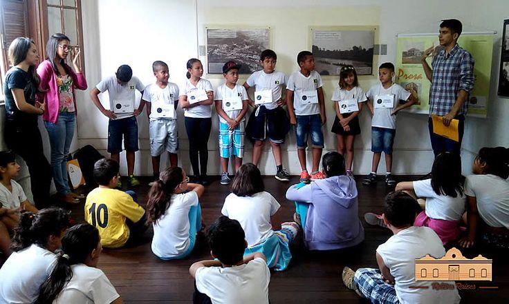 Cultura e Educação de Americana retomam as atividades do projeto Roteiro Raízes para alunos das escolas das redes municipal e particular de ensino