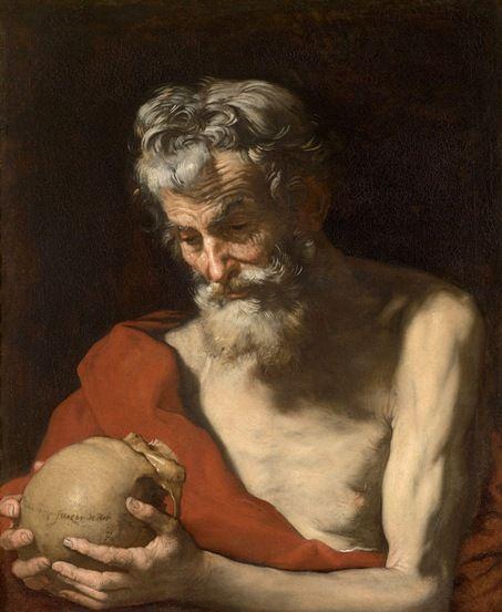 Saint Jérôme, José de Ribera.