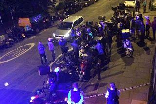 Δύο έφηβοι συνελήφθησαν για επιθέσεις με οξύ στο Λονδίνο
