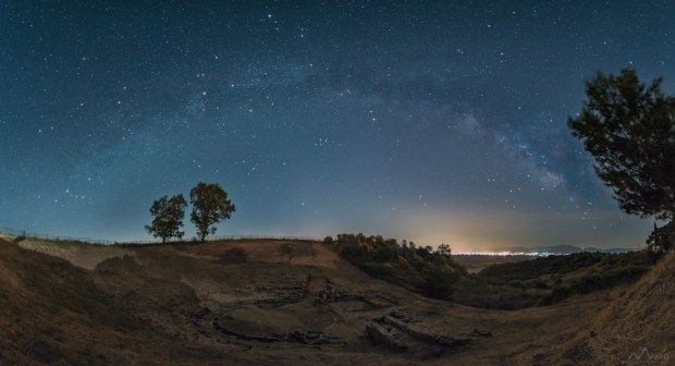 Astrophotography by Aggelos Makris