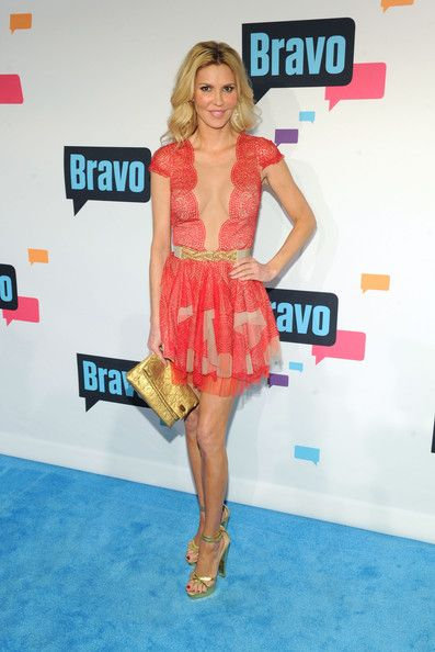 Brandi Glanville: Real Housewives of Beverly HIlls (RHOBH)  Celebs at the Bravo New York Upfront