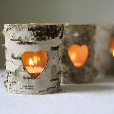 wedding camo centerpieces colors decor diy flowers hunting outdoors rustic Birch Sleeve - LOVE THESE!!!