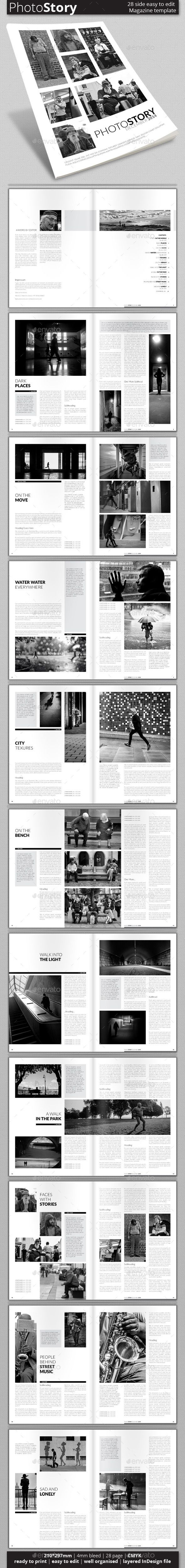 Multipurpose Magazine Template #magazinetemplate Download: http://graphicriver.net/item/multipurpose-magazine-template-vol-3/9439506?ref=ksioks