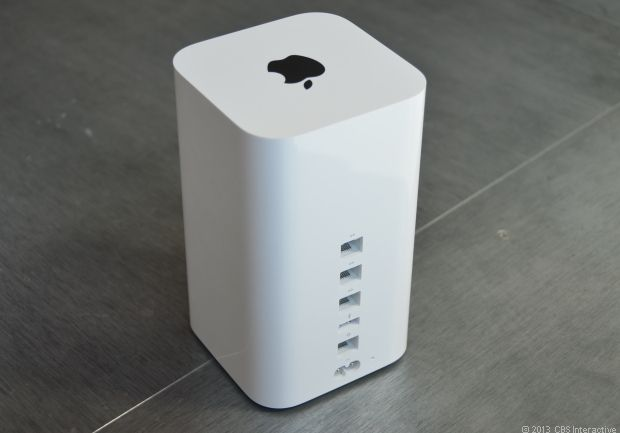 AirPort Time Capsule - Summer 2013