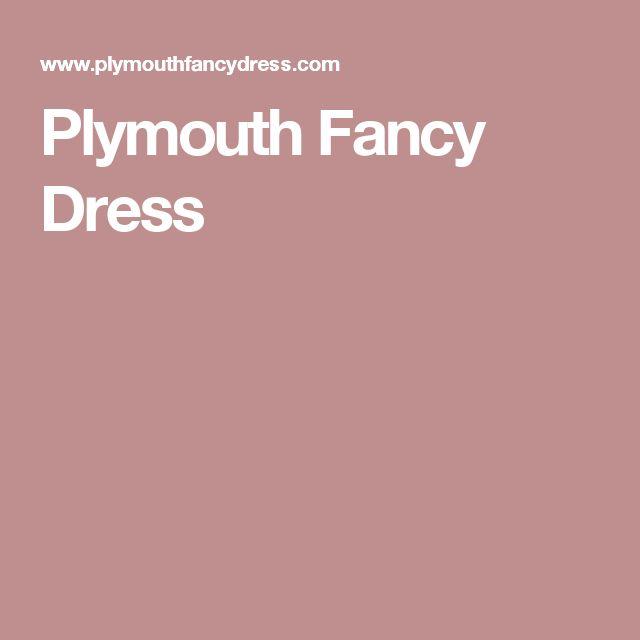 Plymouth Fancy Dress