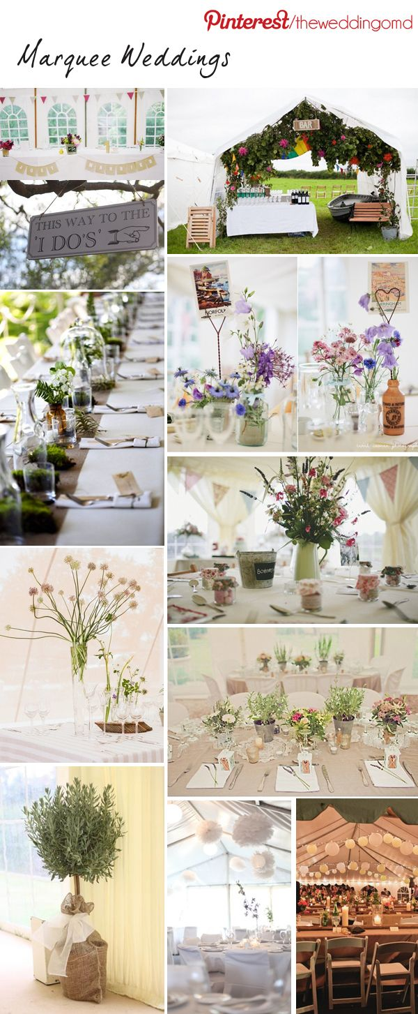 Marquee Wedding Decorations Join Us On Pinterest
