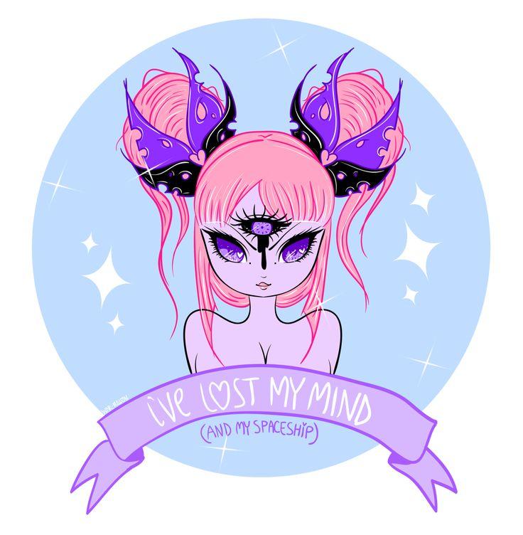 pastel goth art - Căutare Google
