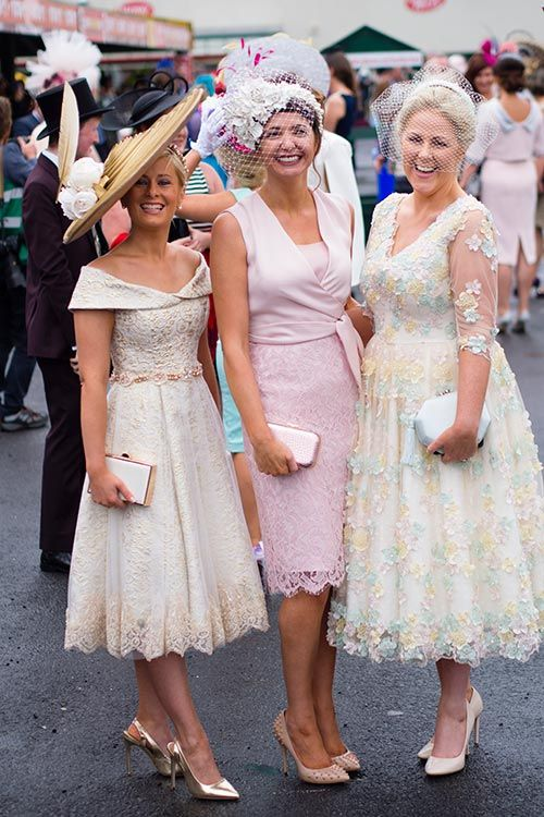 Galway Races 2015 Ladies Day Style Mary Ascot Outfits And Irish Fashion