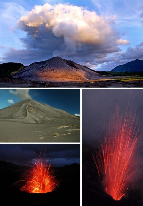 Mt Yasur, Vanuatu - the chief gave us permission to take passage on the road to the top - Amazing!