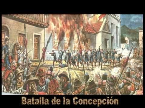 Rememorando a los Hèroes de la Concepciòn