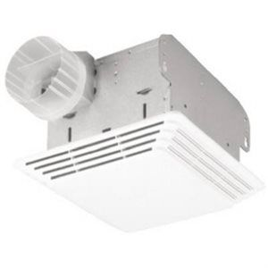 17 best images about bathroom fans on pinterest fit - Ductless bathroom exhaust fan with light ...