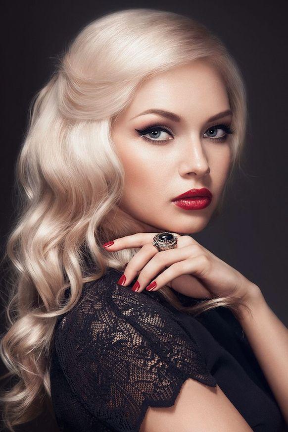 Fantasy-Insipired Makeup For a Daring Bridal Look