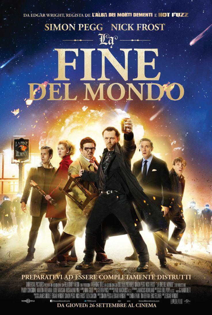 La fine del mondo, dal 26 settembre al cinema.