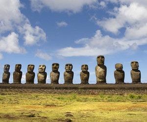 Ahu Tongariki - Ilha de Páscoa - Chile