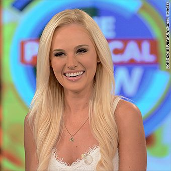 Tomi Lahren sues Glenn Beck and The Blaze for wrongful termination