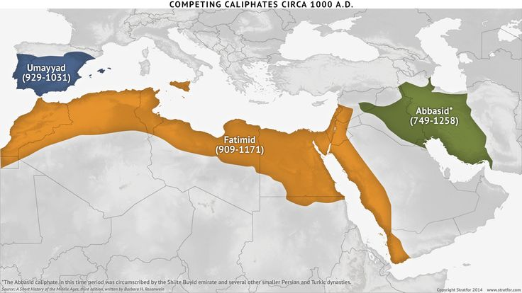 Competing Caliphates