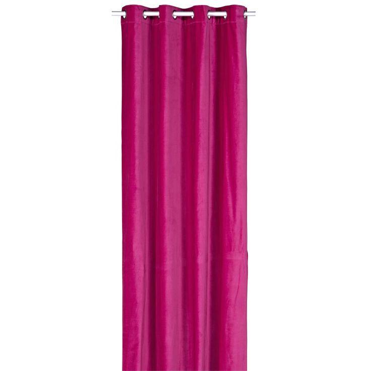 kant en klaar gordijn VICTORIA Roze