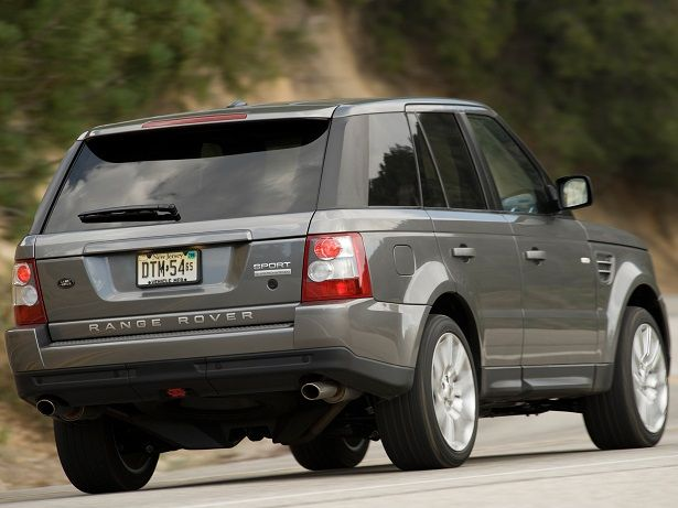 Range Rover Sport Supercharged (2008 – 2009).