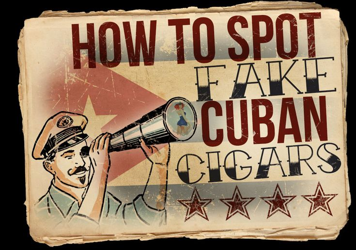 How to Spot Fake Cuban Cigars #Cigar101 Read Now: http://www.famous-smoke.com/cigaradvisor/how-to-spot-fake-cuban-cigars/