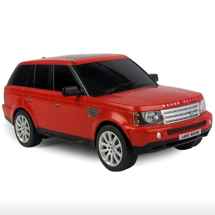 Range Rover Sport - Red For more Rastar toys, visit http://www.yellowgiraffe.in/ #Rastar #cars #toys #RangeRover