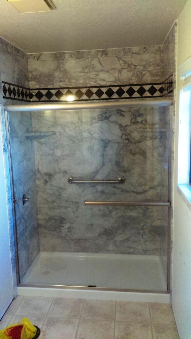 9 best Acrylic Bath Systems images on Pinterest   Bathroom tub ...