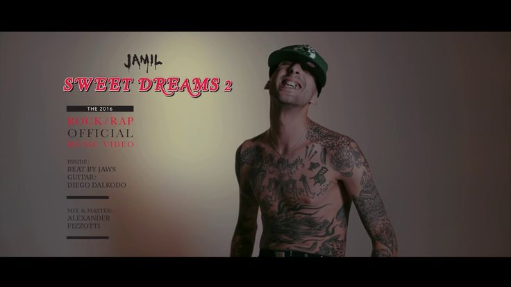 Jamil - Sweet Dreams 2 (Official Video)  http://newvideohiphoprap.blogspot.ca/2016/11/jamil-sweet-dreams-2.html