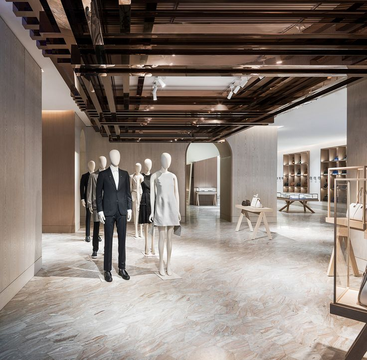 The Shape Of Things Yabu Pushelberg Designs Ports 1961s Shanghai Flagship Interior ShopRetail InteriorInterior Design BlogsCommercial