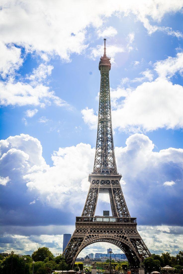 Paris, Ce sa vizitezi, Turnul Eiffel (6)