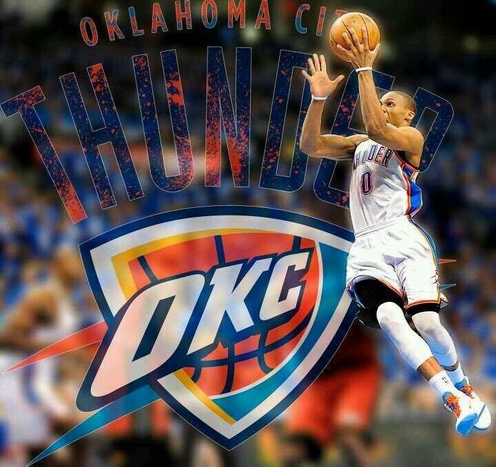 Okc Thunder Wallpaper Hd: 31 Best Thunder Images On Pinterest