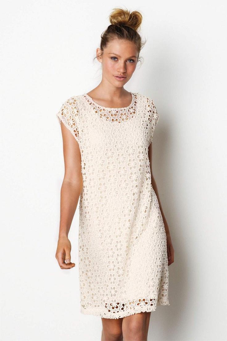 Dresses - Next Lace Shift Dress - EziBuy New Zealand