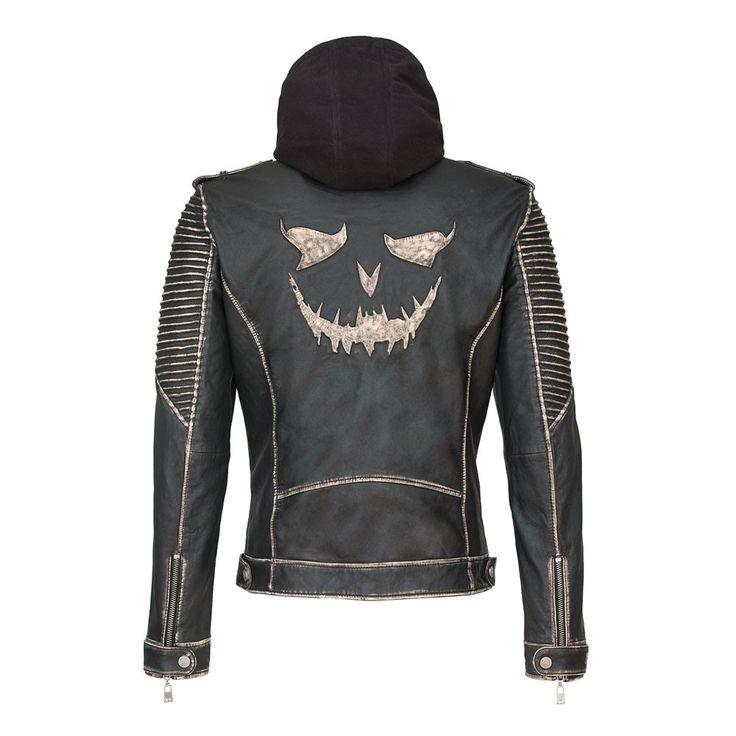 Suicide Squad Leather Jacket Joker