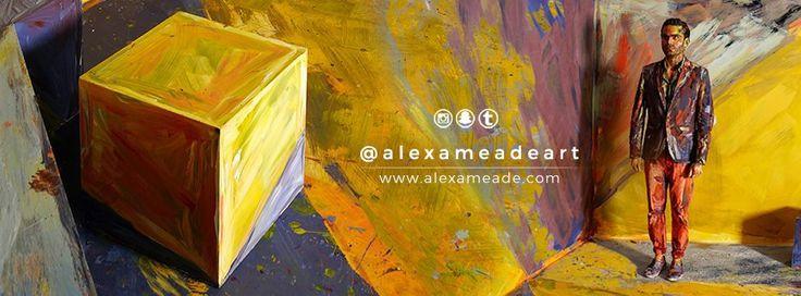 Instagram-Tipp: Alexa Meade - Dein Körper ist meine Leinwand