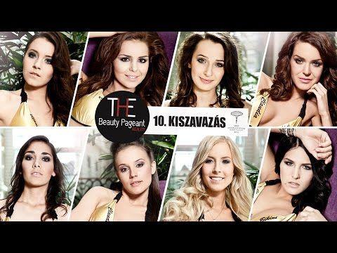 A tizedik kiszavazás - The Beauty Pageant Reality - Miss International H...
