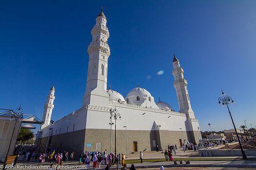 Masjid Abyar Ali or Bir Ali, Al Madinah, Saudi Arabia