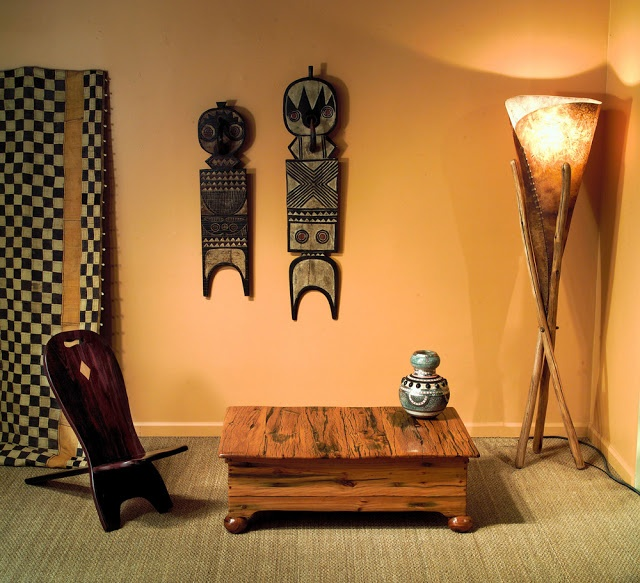 103 best **Kuba Cloth Decor** images on Pinterest African style - wohnzimmer deko afrika