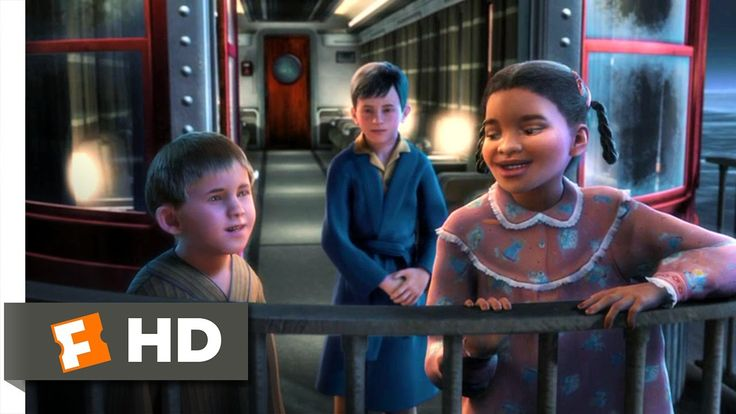The Polar Express (3/5) Movie CLIP - When Christmas Comes To Town (2004) HD