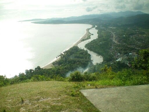 Langkisau hill
