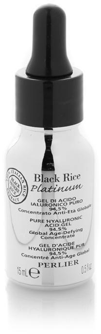 Perlier Black Rice 94.5% Pure Hyaluronic Acid Gel