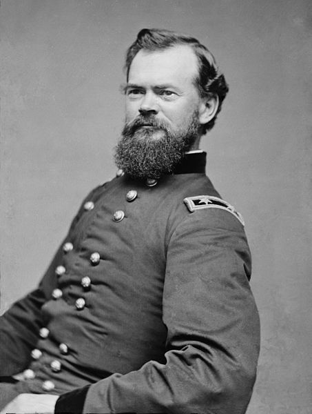 After replacing Joseph Johnston at the head of the Army of Tennessee, it did not take John Bell Hood long to strike a blow. Description from civilwar150th.blogspot.com. I searched for this on bing.com/images