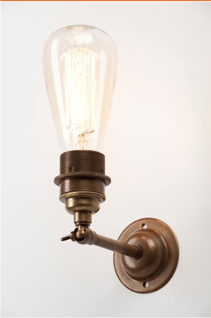 Holloways Of Ludlow Bathroom Wall Lights : 17 Best images about Betty - Lights on Pinterest Pewter, Outdoor wall lighting and Industrial