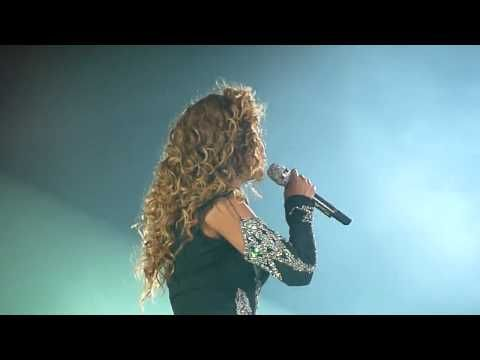 [HD]Beyonce-Happy Birthday-Live in London  Yes it is my b-day