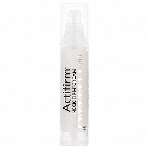 Actifirm Neck Firm 1.6 fl oz. by Actifirm. $57.80. We know how important it is to take care of our facial skin in order to stay young-looking longer, but we too often neglect the delicate neck area. Neck Firm from Actifirm delivers essential nourishment with ActiPeptide, ActiLipid, natural botanicals, vitamins and rich emollients to restore elasticity for a younger-looking neck.